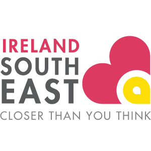 Ireland South East, Closer than you think, logo